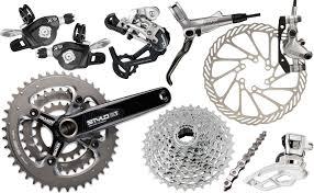 dviračių dalys