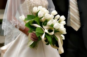 vestuvinė puokštė